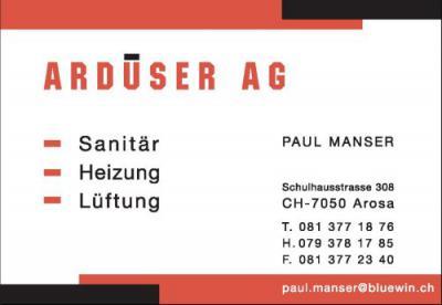 Ardüser AG